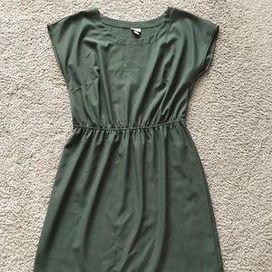 Comfortable Mini Dress